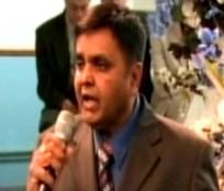 Pastor Ahzard Mohammed