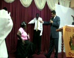 Paralytic Healed Instantly