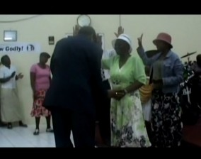 Woman Healed from Stomach Cancer