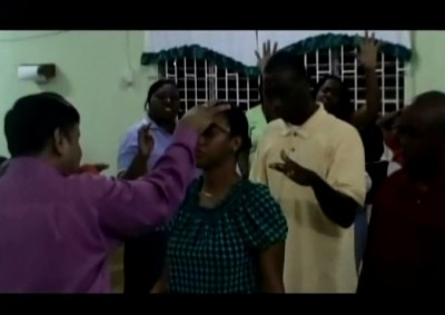 Woman Healed from Epilepsy